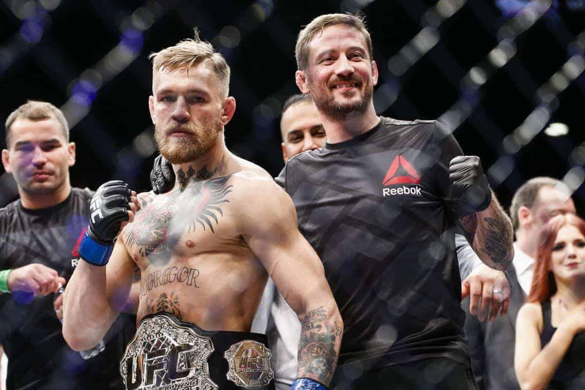 Конор Макгрегор подтвердил, что должен был драться на UFC 224