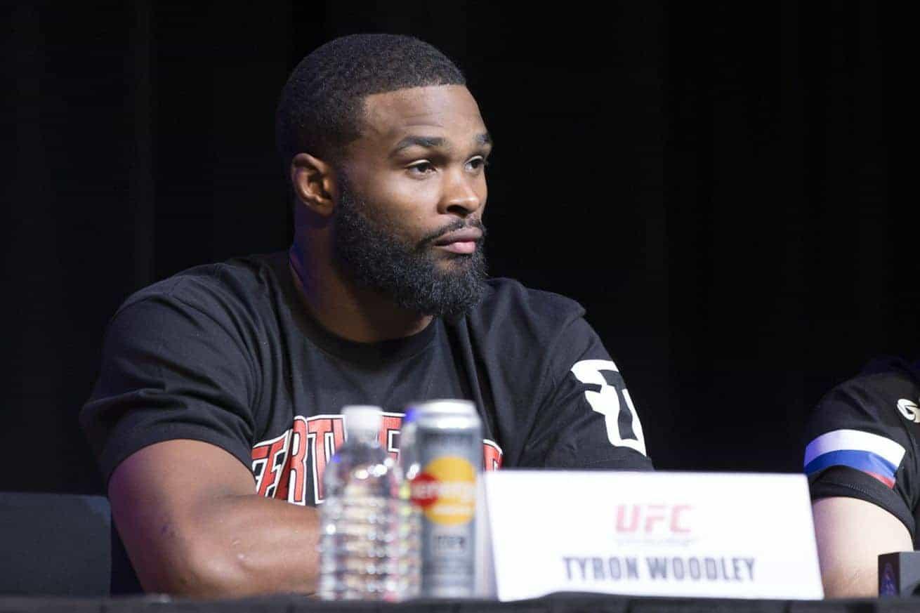 Тайрон Вудли рассказал, когда начнет готовить Флойда Мэйвезера к дебюту в UFC