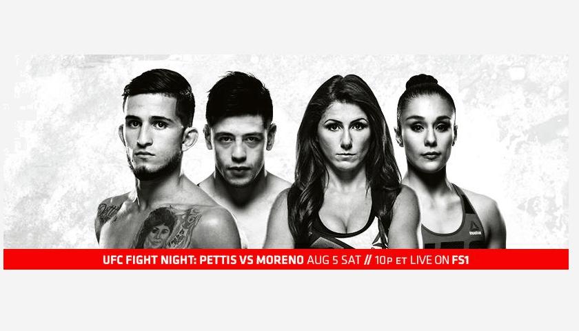 смотреть UFC Fight Night 114