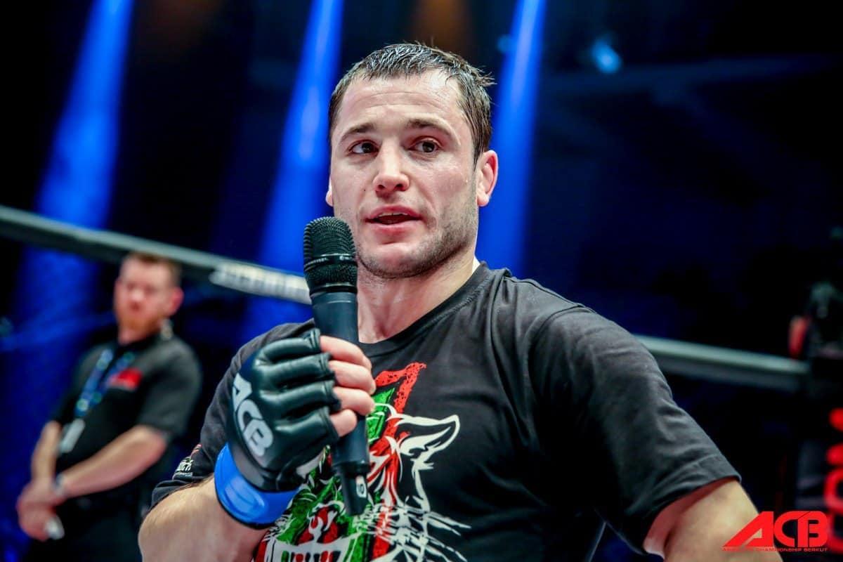 Олег Борисов: «Заканчивать бои досрочно – это мой конек»