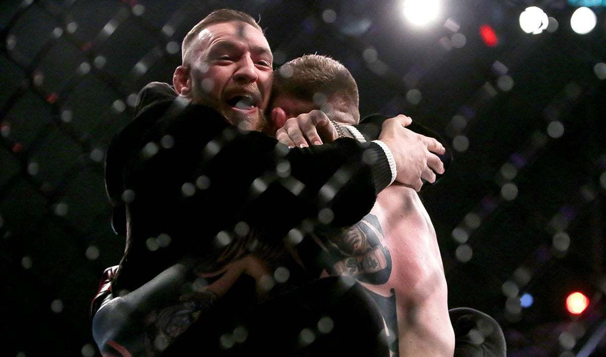 Конор Макгрегор не сможет выступить на UFC 219 из-за инцидента в Дублине