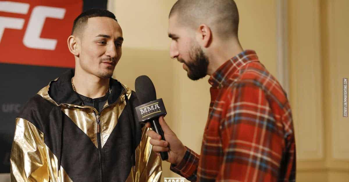 Макс Холлоуэй раскритиковал слухи о дебюте Мэйвезера в UFC и его тренировках с Тайроном Вудли
