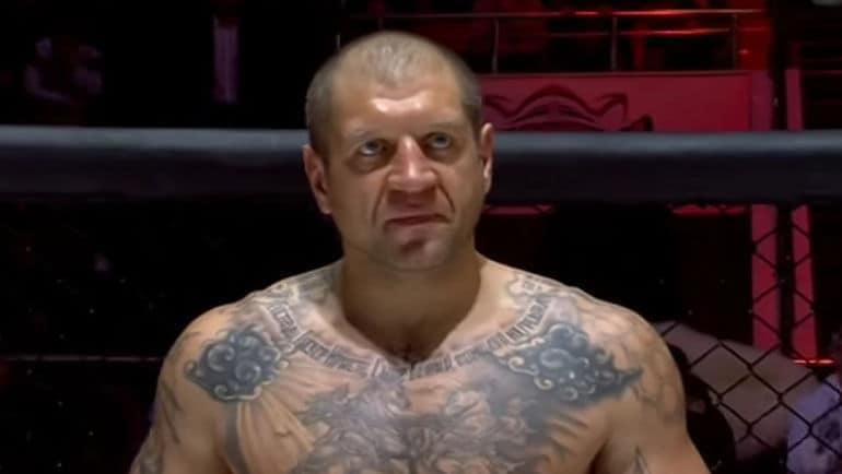 Александр Емельяненко одержал вторую победу нокаутом после выхода на свободу