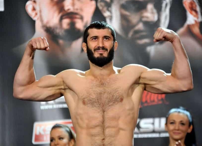 Мамед Халидов проведет супербой с чемпионом KSW полутяжелого веса