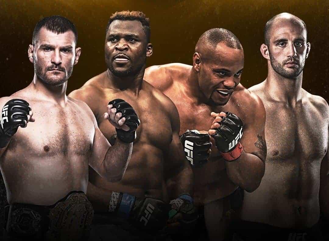 смотреть UFC 220