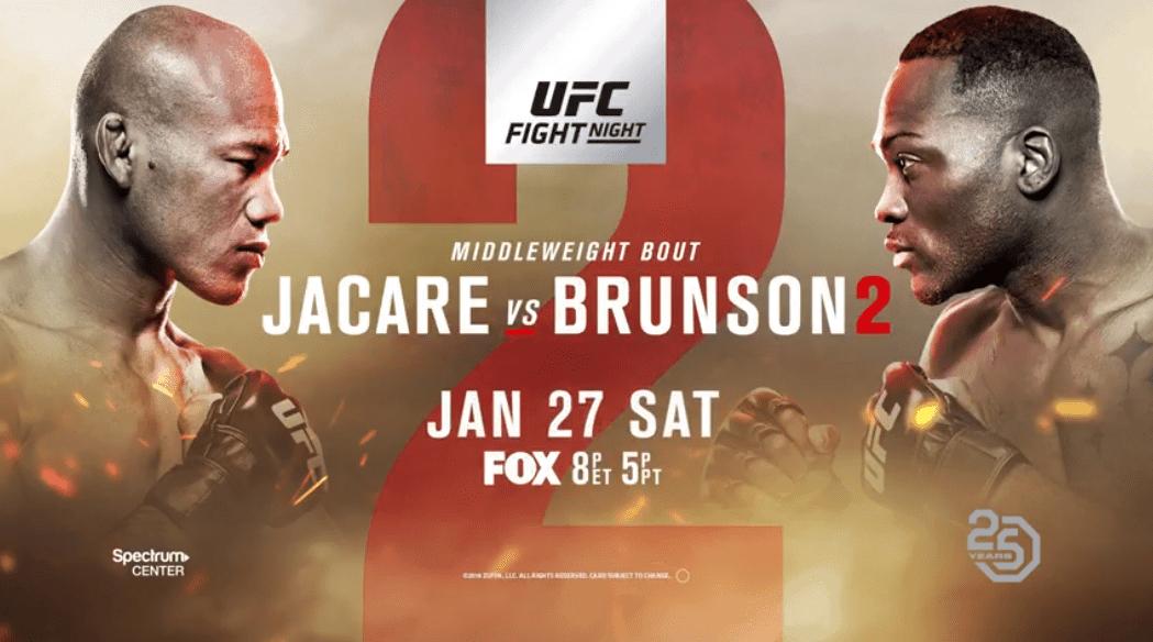 результаты UFC on FOX 27