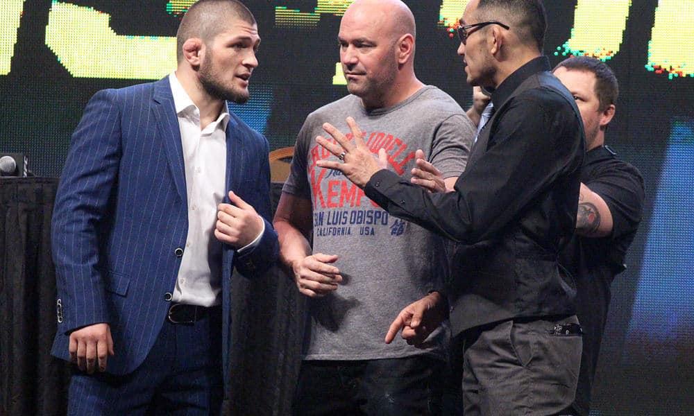 Бой Хабиба и Фергюсона пройдет на UFC 223. Официально!