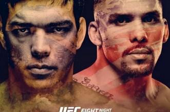 трансляция UFC Fight Night 125