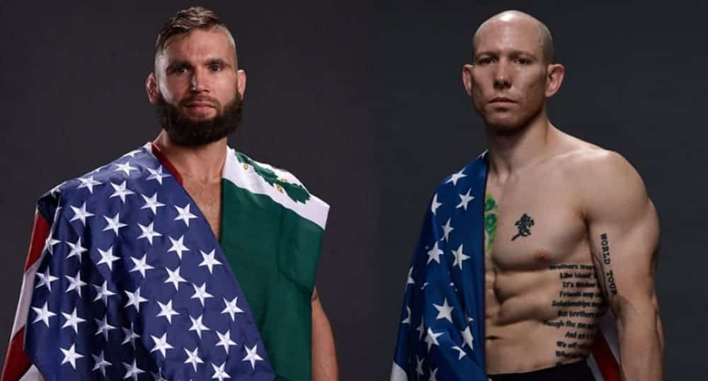 Результаты UFC on FOX 28