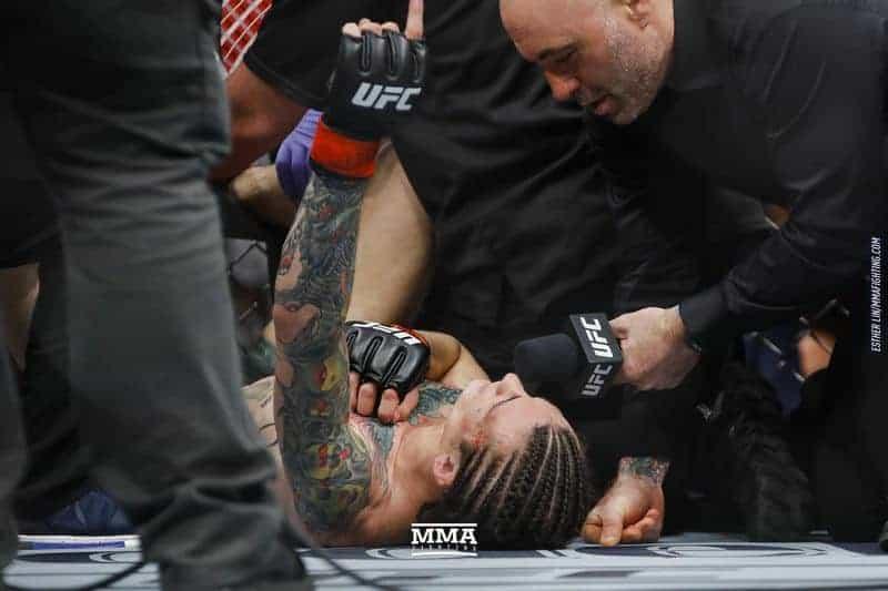 Шон О' Мэлли UFC 222