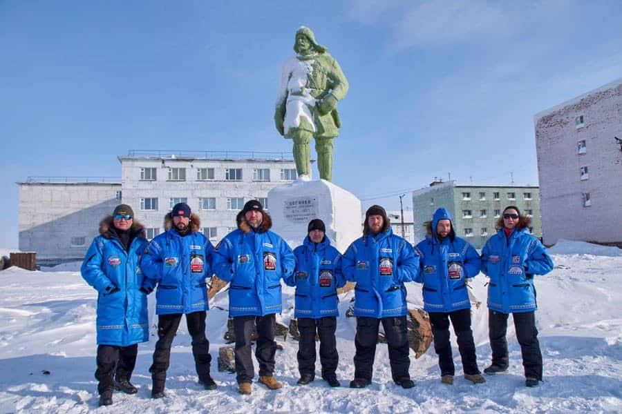 «В Арктике минута стоит жизни». Интервью Юлии Березиковой