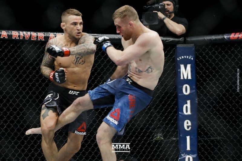 Зарплаты UFC on FOX 29: Порье против Гэйтжи