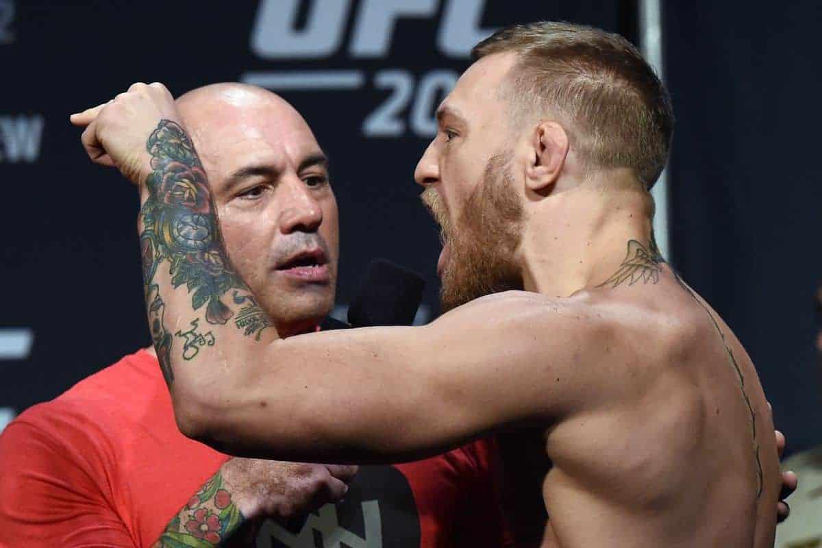 """Джо Роган: """"UFC сложно дисциплинировать Макгрегора, потому что он стоит кучу денег"""""""