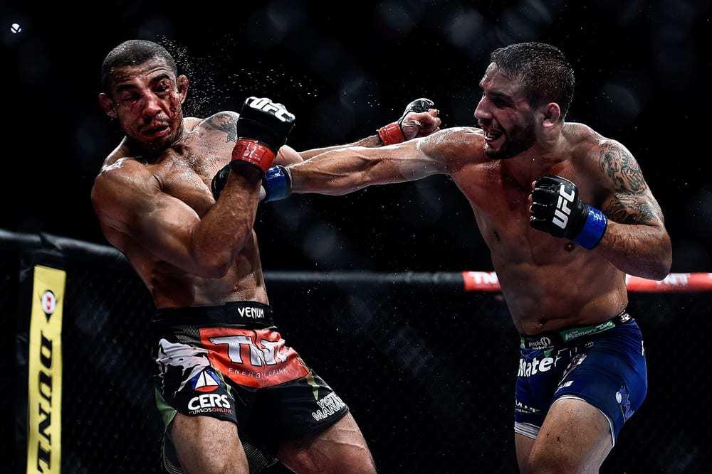 Земля футбола и джиу-джитсу: Семь лучших моментов UFC в Бразилии