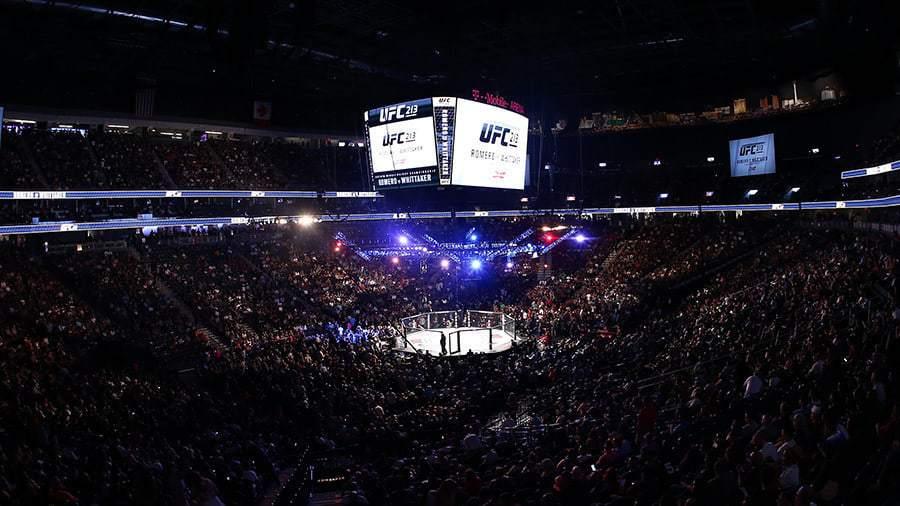 UFC рассматривают несколько городов в России для турниров в 2019-2020 годах