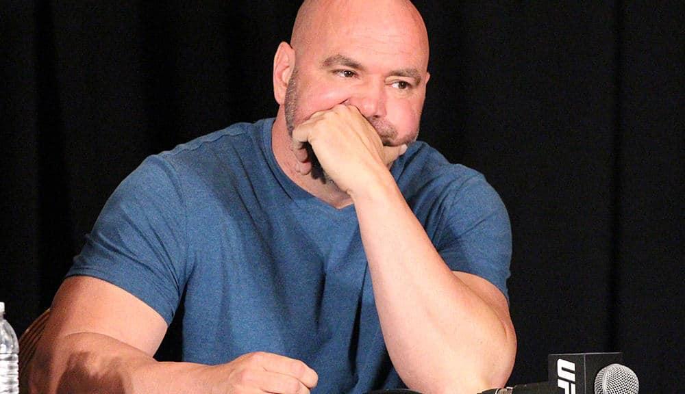Дана Уайт дал новые подробности о здоровье Макса Холлоуэя и временном титуле в полулегком весе