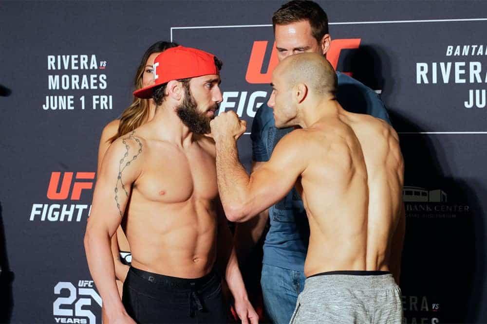 UFC Utica: 5 боев, достойных вашего внимания