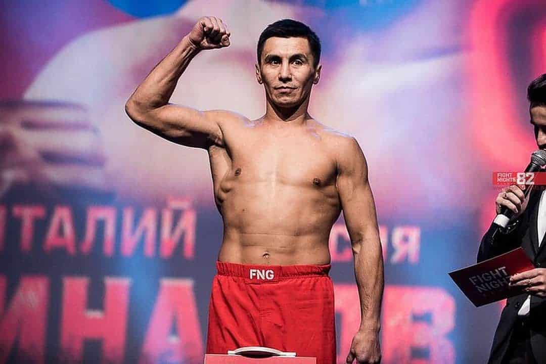 """Венер Галиев: """"Мне интересен бой с Питером Куилли"""""""
