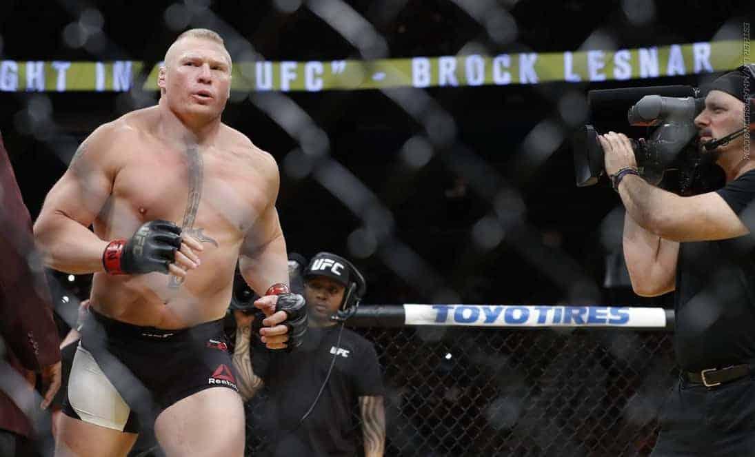 Тяжей в UFC спасет только Брок Леснар. Вот доказательства