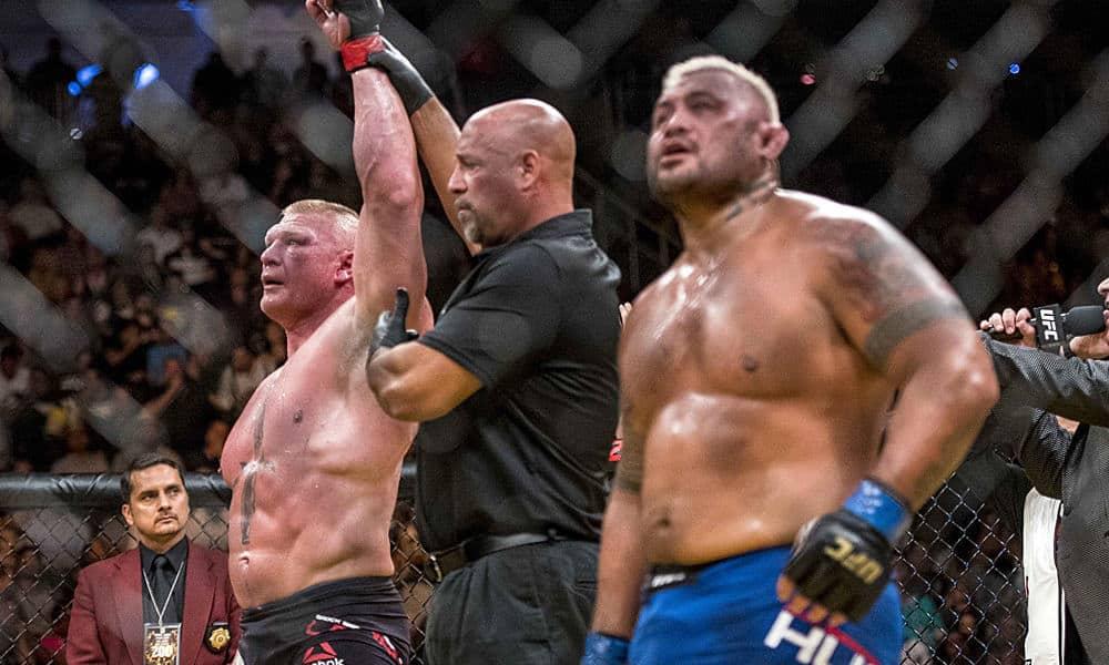 Адвокат Марка Ханта собирается внести поправки в иск против UFC, в свете возвращения Брока Леснара