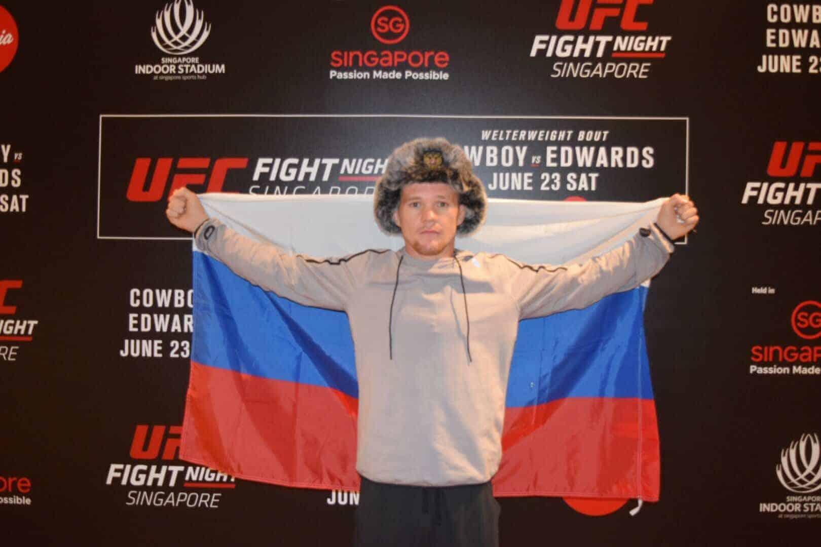 Стал известен соперник Петра Яна на UFC Moscow
