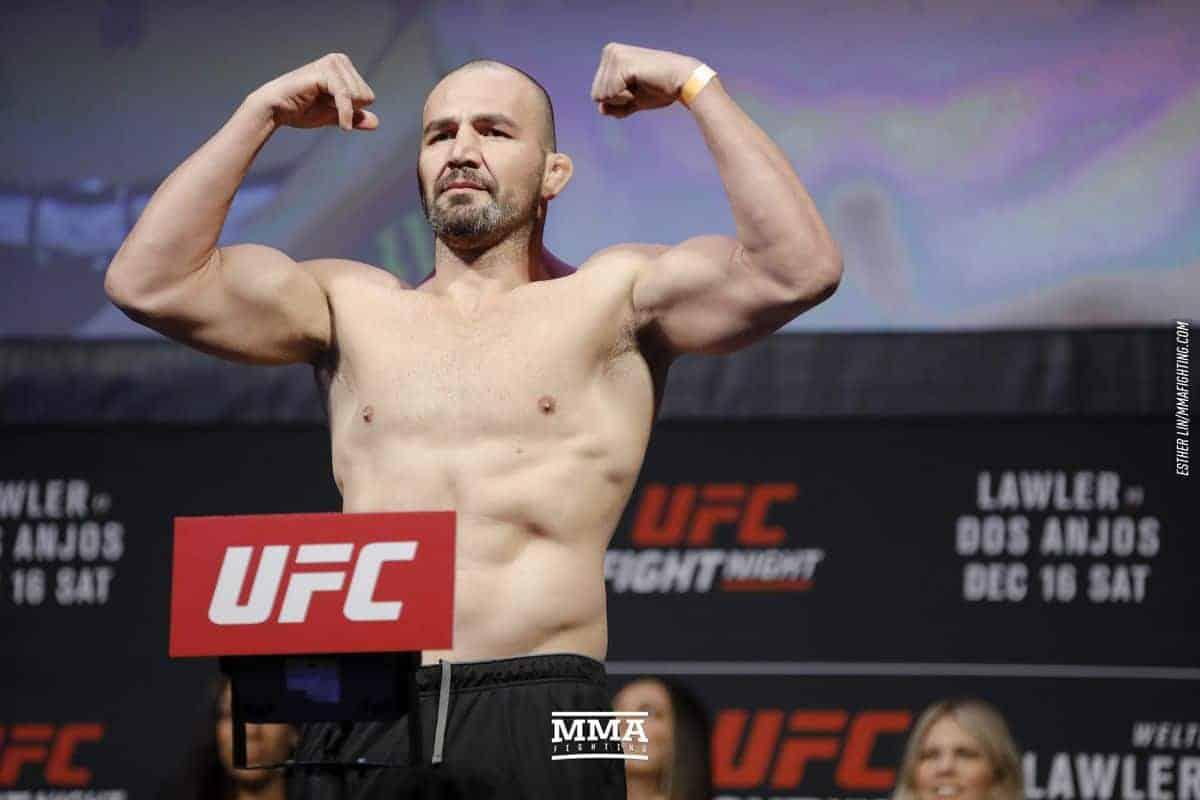 Гловер Тейшейра выбыл из мейн ивента UFC Sao Paulo