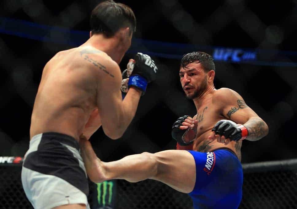 """Каб Свонсон: """"USADA сыграло большую роль в продлении контракта с UFC"""""""
