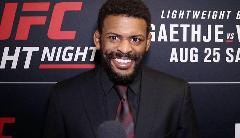 Майкл Джонсон хочет провести следующий бой на UFC в Аргентине