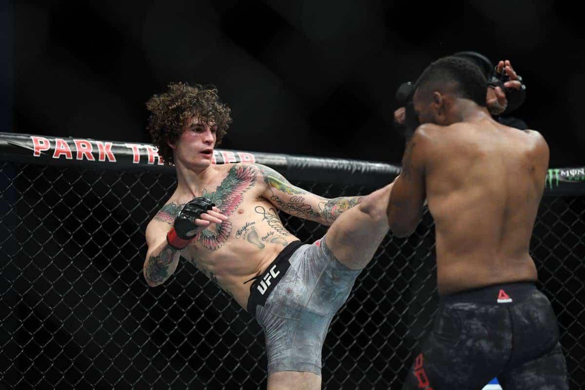 Шон О'Мэлли наметил себе следующий бой на UFC 229