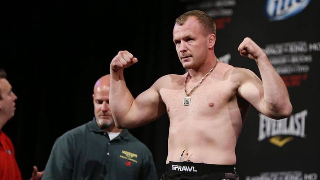 Александр Шлеменко проведет следующий бой на Bellator 208 против российского бойца