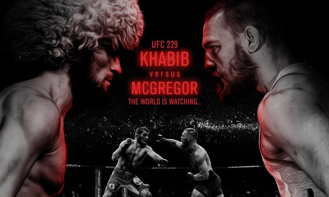 Где и как смотреть UFC 229? Памятка фанату ММА