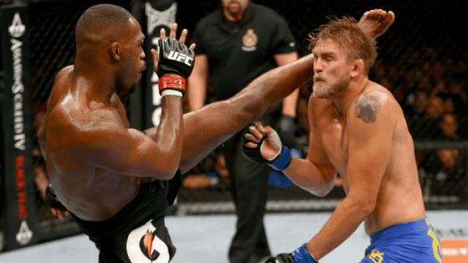 Слух. Следующий бой Джона Джонса пройдет на UFC 232