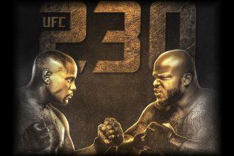 Трансляция UFC 230