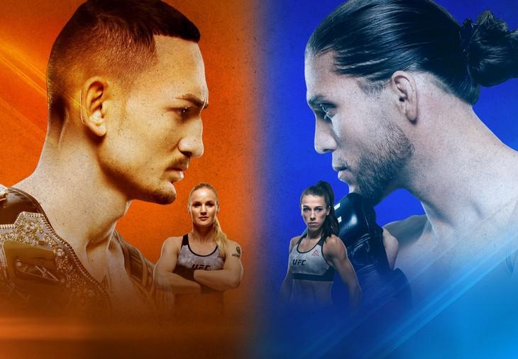 Результаты UFC 231