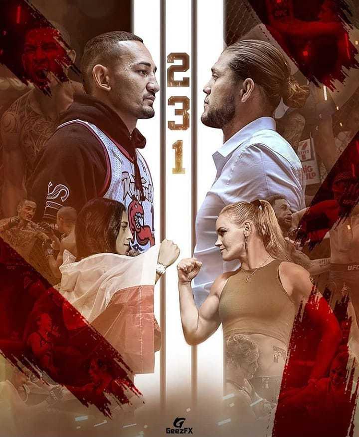 UFC 231 участники