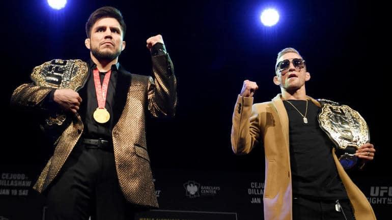 UFC Fight Night 143: трансляция, кард, анонс
