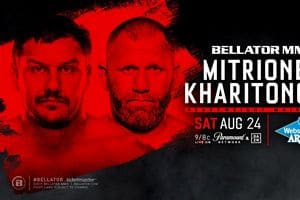 Bellator 225 — Mitrione vs. Kharitonov 2