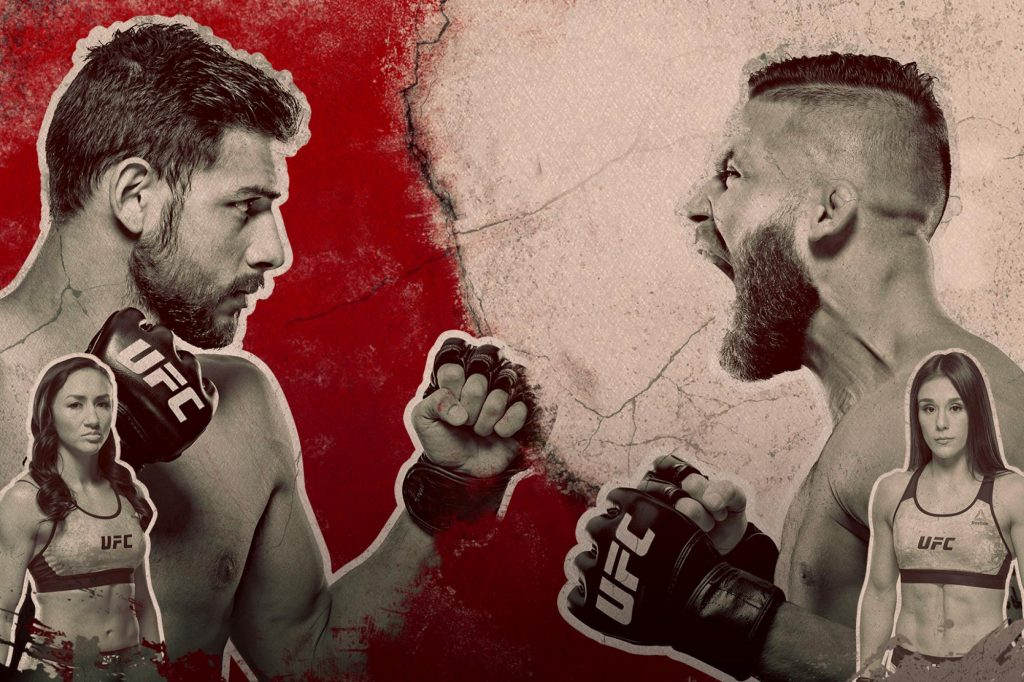 Результаты UFC Fight Night 159