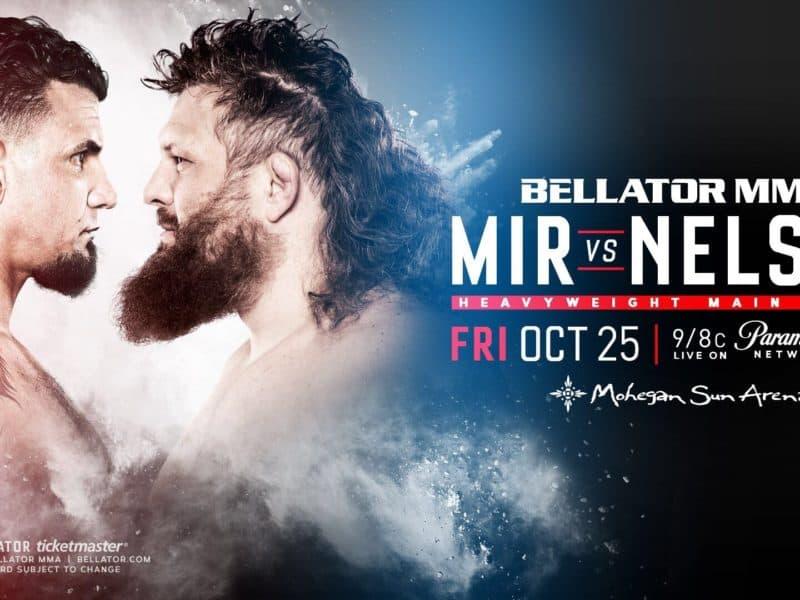 Bellator 231 — Mir vs. Nelson 2