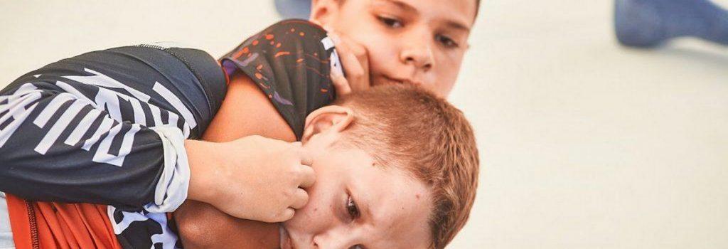 Пять причин познакомить ребёнка с миром бразильского джиу-джитсу..