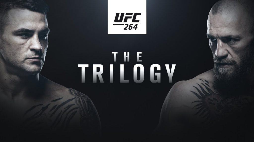 Конор МакГрегор - Дастин Порье. Главный бой UFC 264
